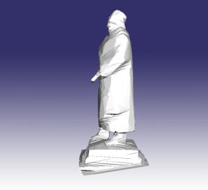 Gauss 3D-Model